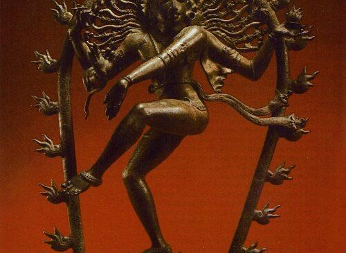 """""""La Danza de la Creación"""", propiedad del museo Norton Simon, Pasadena, California"""